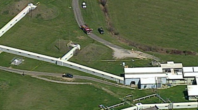 The explosion happened on April 11 in the mixing area of the plant. (KCTV5)