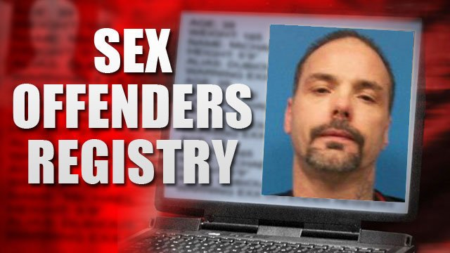 Chris Wood is a registered sex offender in Jackson County for statutory sodomy. (CrimeStoppers)