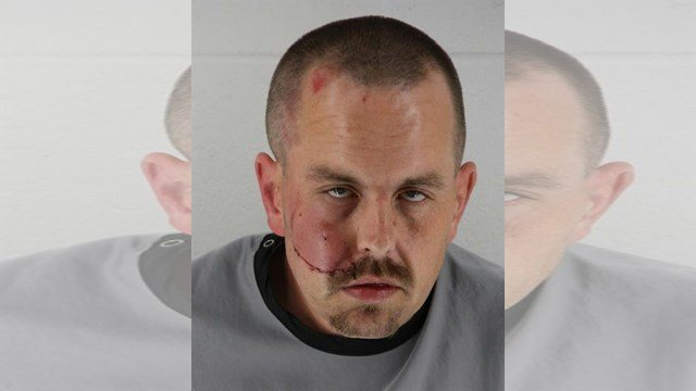 Harold Benton Cyphens III, pleaded guilty to five charges regarding the incident. (Johnson County District Attorney)