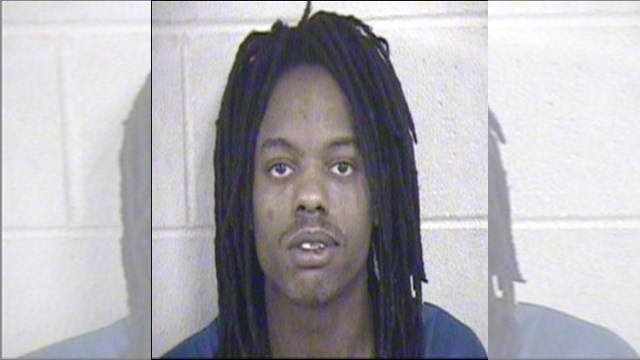 Courtenay Shaquel Block's mugshot. (Jackson County Detention Center)