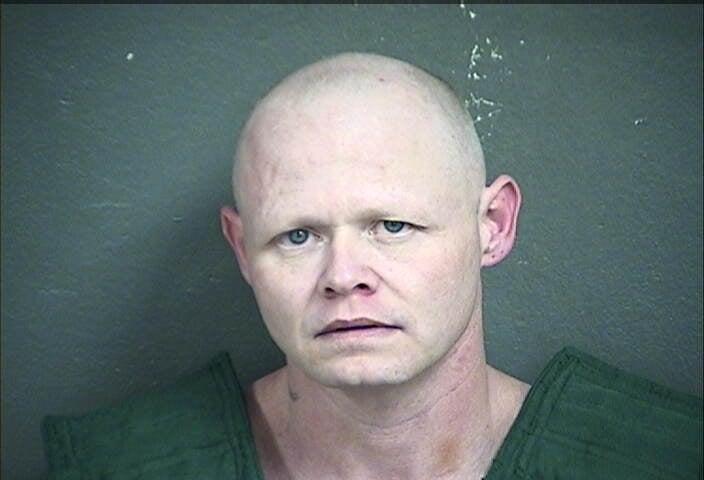 Emenencio C. Lansdown's mugshot. (Wyandotte County Detention Center)