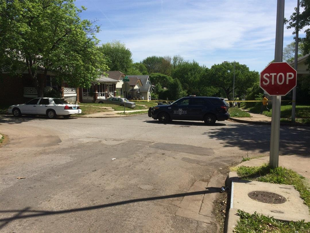 A death investigation is underway after a woman was found dead inside a Kansas City home. (Rob Rhodes/KCTV5 News)