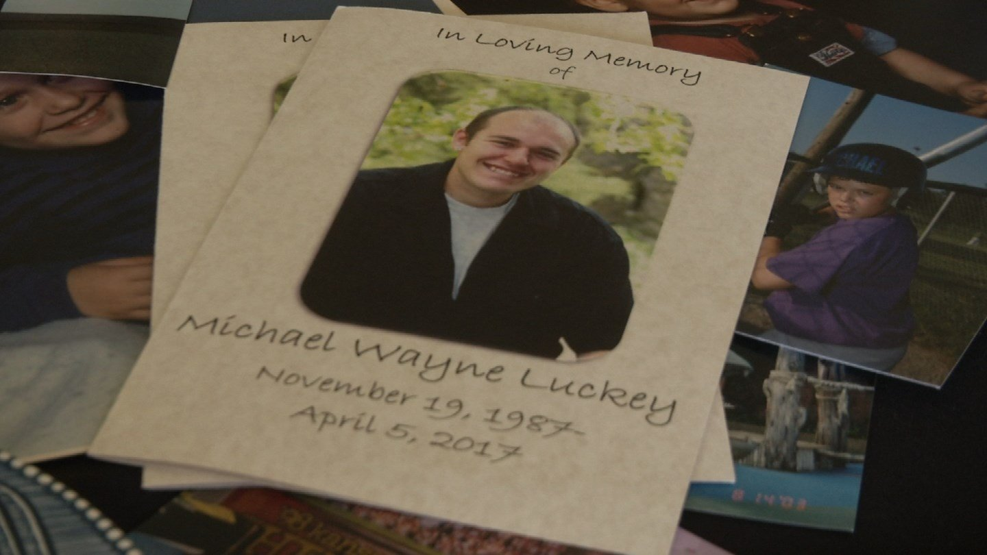 It has been three weeks since Michael Luckey was found dead, and his killer or killers are still out there. (KCTV5)