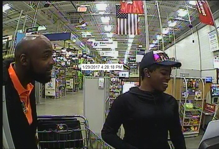 If you have information about these cases or the two pictured individuals, contact the TIPS Hotline at 816-474-TIPS (8477) or 911. (KCPD)