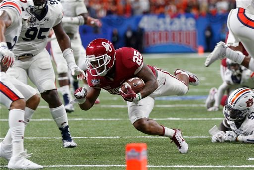 With Joe Mixon and Dalvin Cook carrying some baggage into the 2017 NFL Draft, KCTV5 asked Chiefs General Manager John Dorsey and head coach Andy Reid what goes into drafting some with a violent incident on their record.(AP)