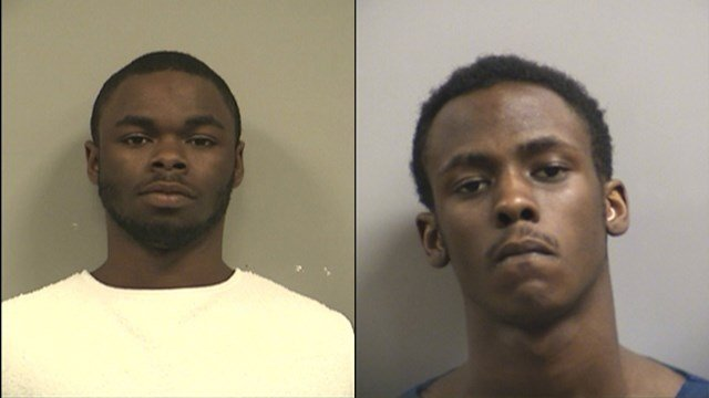 Micah Dozier, 18, Larry K Wren III, 18, and Tayelor Fitzpatrick, 20, have been charged in the case. (KCPD)