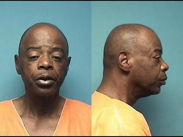 Terry K. Rayford's mugshot. (Independence Police Department)