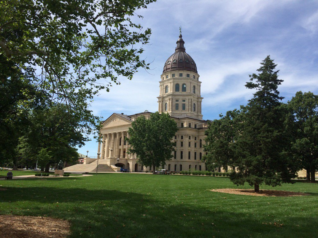 Kansas legislators are returning from their annual spring break to fix the state budget and are waiting to hear whether tax collections met expectations in April. (Natalie Davis/KCTV5)