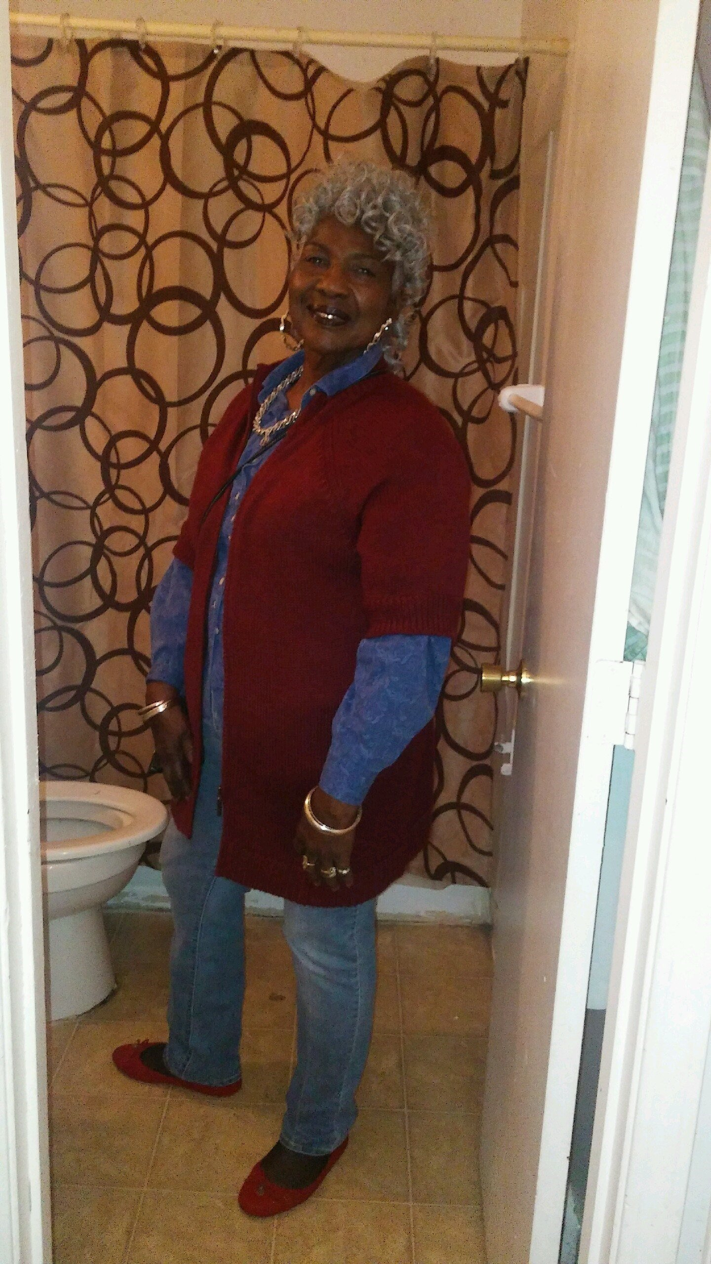 McCullough, 67, was last heard from at 2 a.m. on May 1 when she called her daughter in North Carolina.(Submitted)