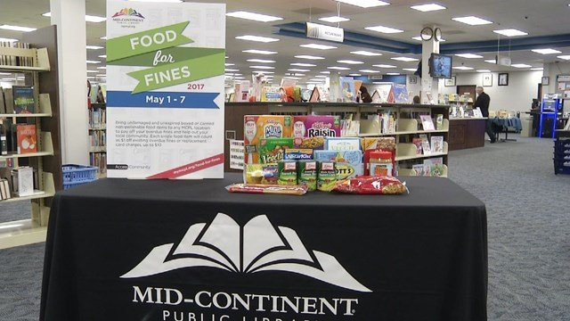 Donations go to local food pantries and charitable organizations across the Kansas City area.donations go to local food pantries and charitable organizations across the Kansas City area. (KCTV5)