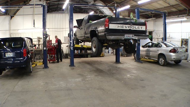 The predicted technician shortfall over the next five years is about 25,000. (KCTV5)