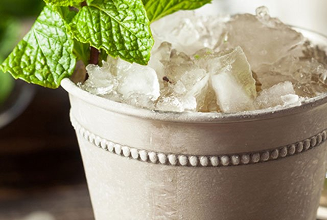 More than 80,000 mint juleps will be served at this weekend at Churchill Downs. And, as luck would have it, the descendant of the creator of most famous mint julep recipe lives in Kansas City. (File)
