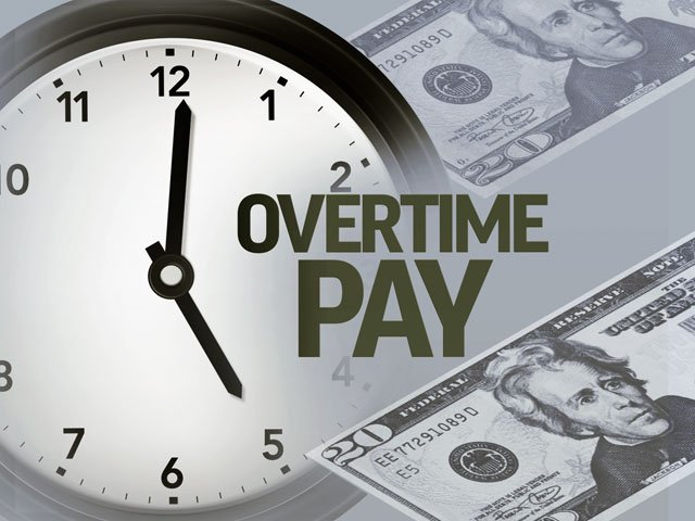 It's a choice between overtime and comp time. That's the option private sector employees could have if H.R. 1180 passes the senate and President Donald Trump signs it into law. (AP)