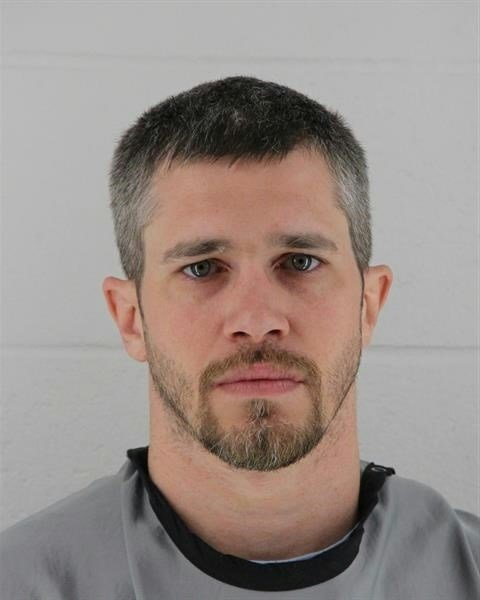 Bryan Smith's mugshot. (KCTV)