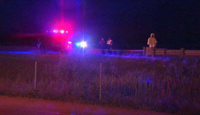 All lanes of Interstate 29 areclosed as police investigate the incident. (KCTV5)