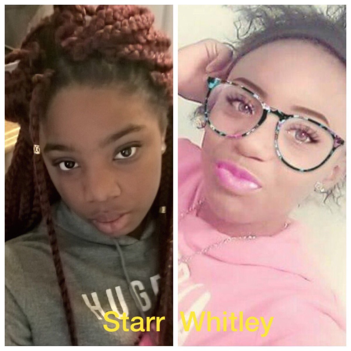 Police in Kansas City are looking for two missing juveniles.