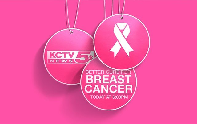 Thursday at 10 p.m. on KCTV5 News, we'll introduce you to her one-of-a-kind arsenal of evidence right here in the metro that could find a better cure for breast cancer. (KCTV5)