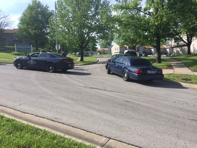 Police initially went to a home shortly before 3:30 p.m. Wednesday in a neighborhood on North Pennsylvania Avenue just north of Northwest 62nd Street. That is just east of U.S. Highway 169. (KCTV5)