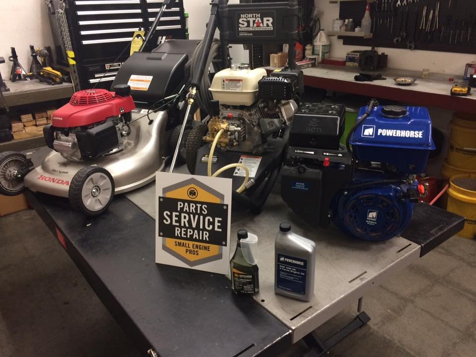 Before you even use any equipment, check the oil and air filter. If the gas is old, remove it and put in new fuel. (Ronelle Williams/KCTV5 News)