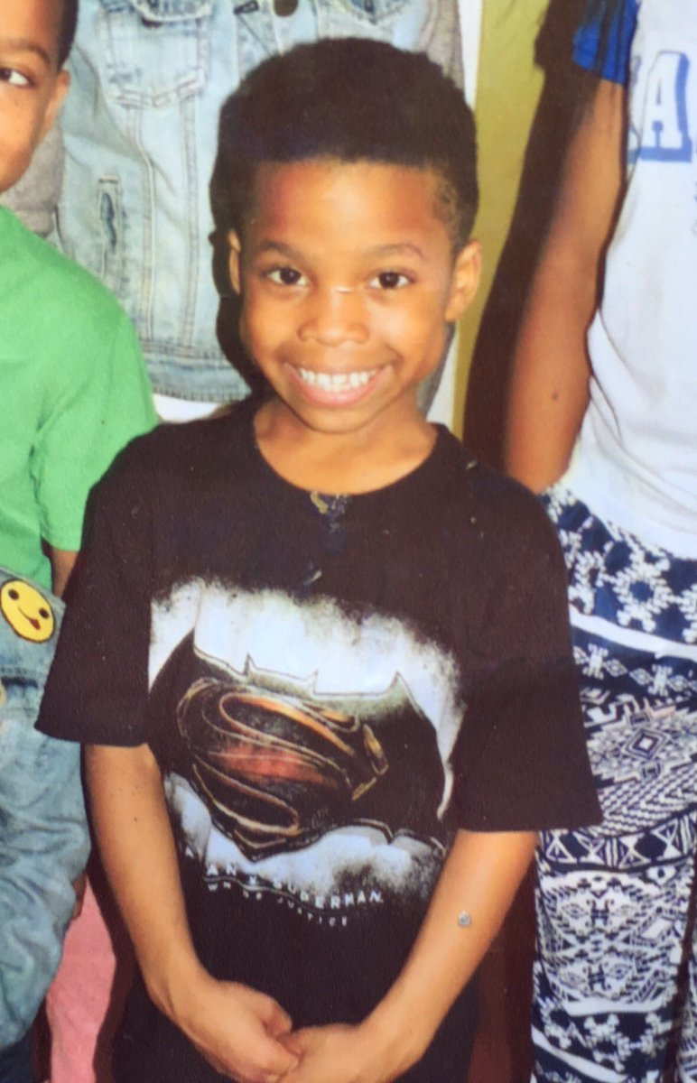 Chi-Terrion Irons was last seen on the 7400 block of Olive in Kansas City.(KCPD)