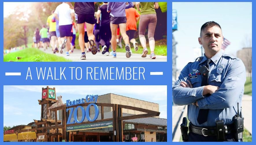 Law enforcement officers, families and friends from across the metro will join the Kansas City Police Officers Memorial Foundation to honor our fallen law enforcement officers during National Peace Officers Week. (KC Police Officers Memorial Foundation)