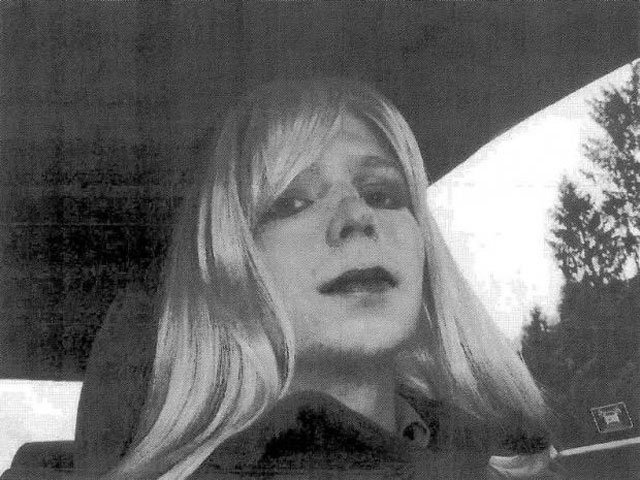 The Army says that when transgender solider Chelsea Manning is released from military prison on Wednesday she will remain on active duty in a special status, pending her final appellate review. (File)