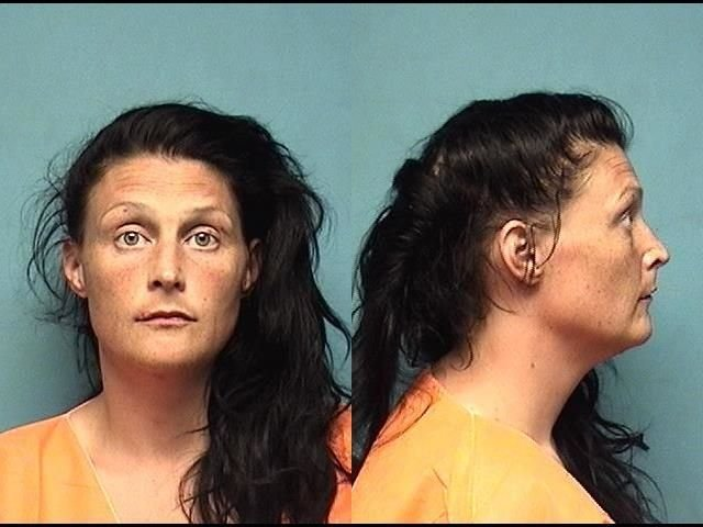 Courtney A. Hackney faces second-degree murder and armed criminal action. Prosecutors requested a bond $150,000. (Independence Police Department)