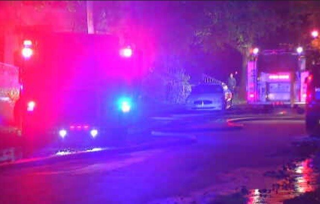 Man Escapes Fire At Home Near 26th Bellefontaine Kctv5