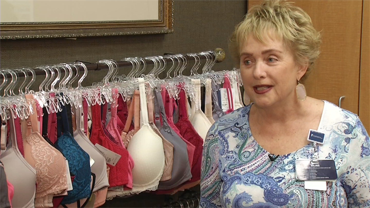 One place that will really benefit from the $240,000 raised at the Bra Couture KC fundraiser is Missy's Boutique at the University of Kansas Cancer Center. (KCTV)