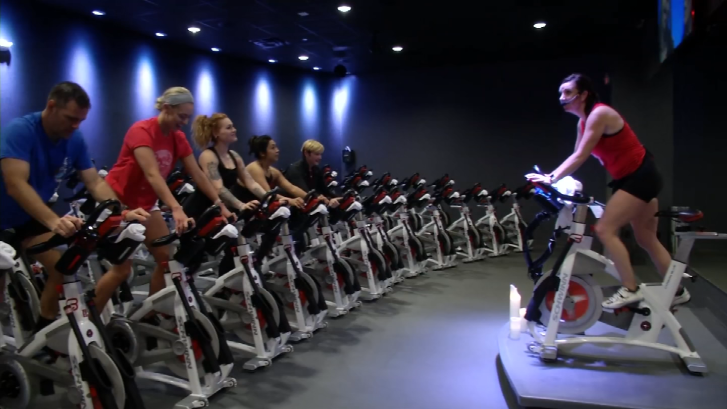 "The American Heart Association/American Stroke Association is celebrating American Stroke Month with the launch of a campaign called ""Cycle Nation."" (KCTV)"