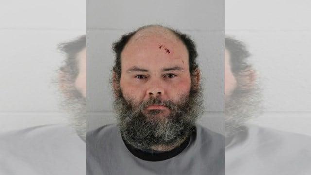 David Leroy Rector's mugshot. (KCTV)