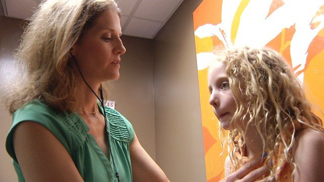 Doctors say Fifth disease is actually a very common childhood illness and is treatable. (KCTV5)
