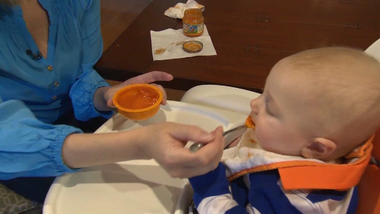 Children should not be given fruit juice before they are 1 year old unless it's advised by a doctor, according to new guidelines from the American Academy of Pediatrics, published Monday in the journal Pediatrics. (CNN)