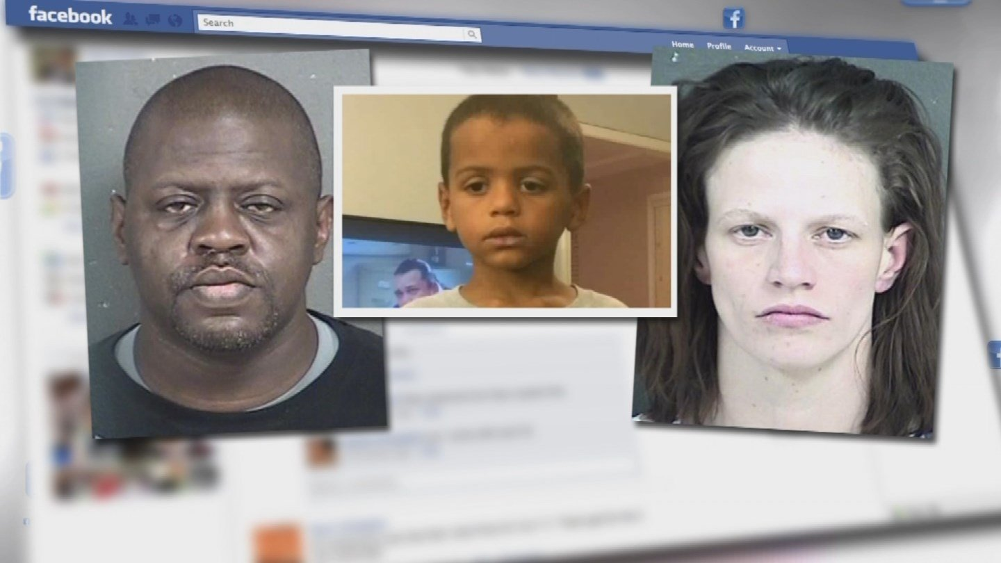 The records show Michael and Heather Jones not only starved, tortured and kept Adrian Jones locked in a shower, but they also took photos and videos of the abuse. (KCTV5)