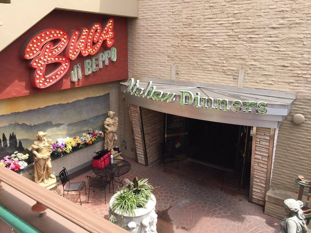 Fire officials say a carbon monoxide leak started in the kitchen of Buca di Beppo. (KCTV5)