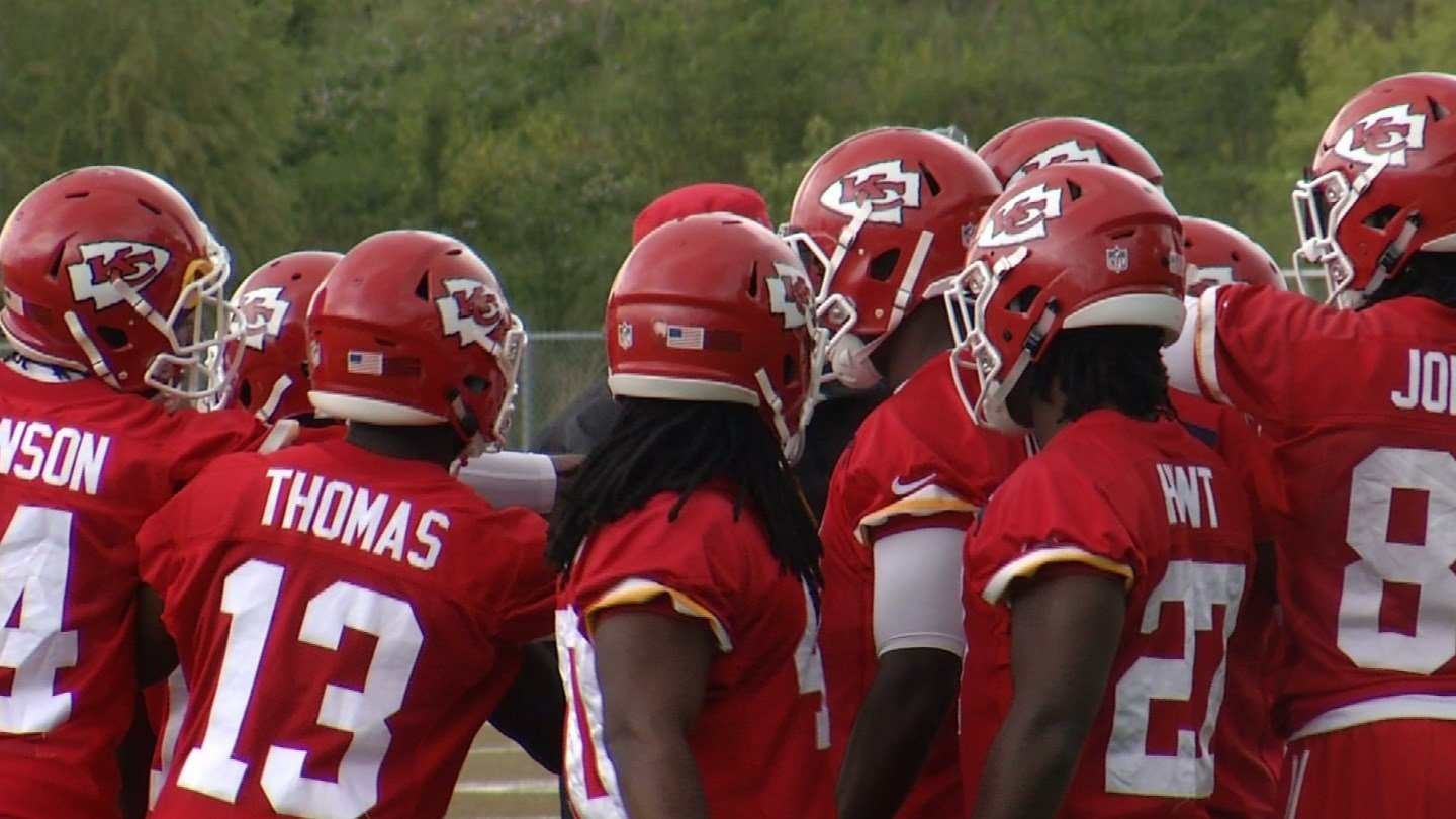 Kansas City Chiefs players generally agree with the rule change.(KCTV5)