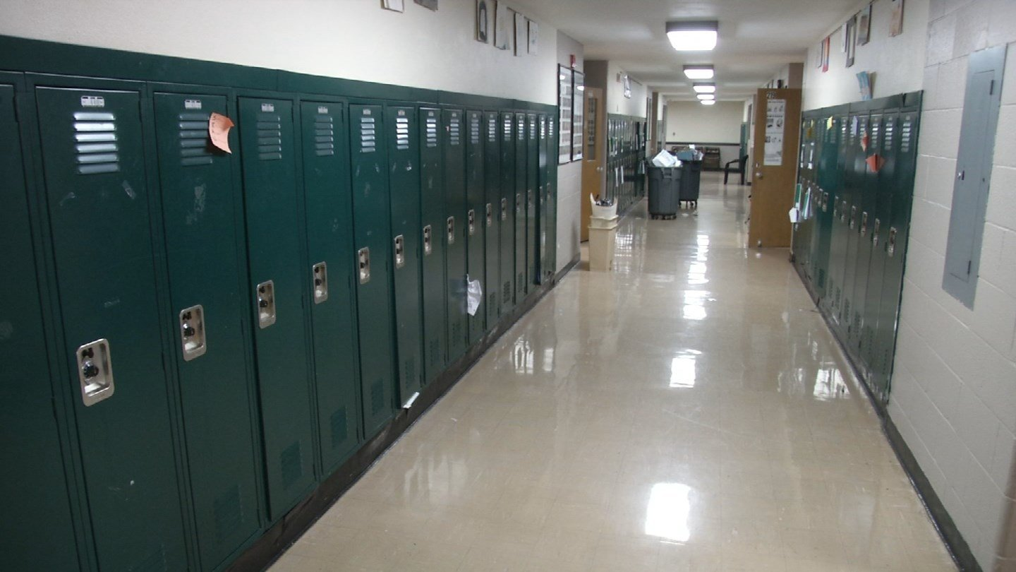 School officials at Immaculata say enrollment is down and there's not enough money to keep the school going.(KCTV5)