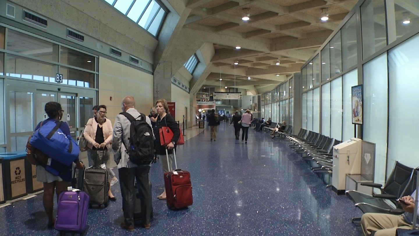 A second company has come forward with plans to build a new single terminal airport in Kansas City. (KCTV5)