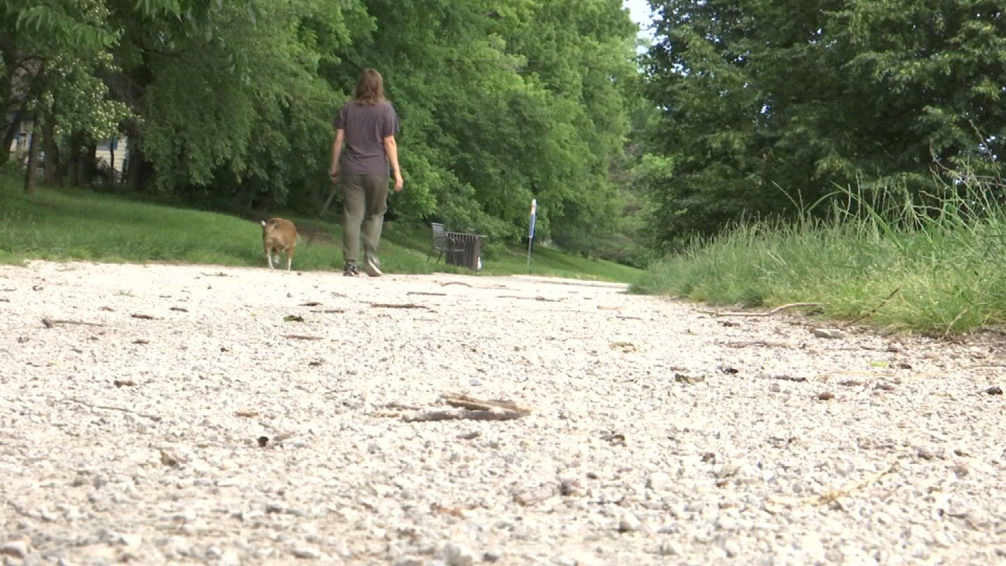 Neighbors will come together Monday, hoping to learn more about what's being done to keep their parks safe. (KCTV5)