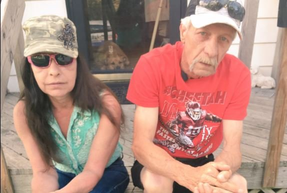 The father of a man shot and killed by an off-duty deputy outside a Wal Mart is wanting answers. (Rudy Harper)