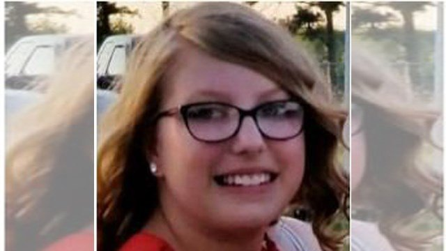 Theysay 13-year-old Trinity Lewis was abducted from Salem, MO in Dent County. (Dent County Sheriff's Office)