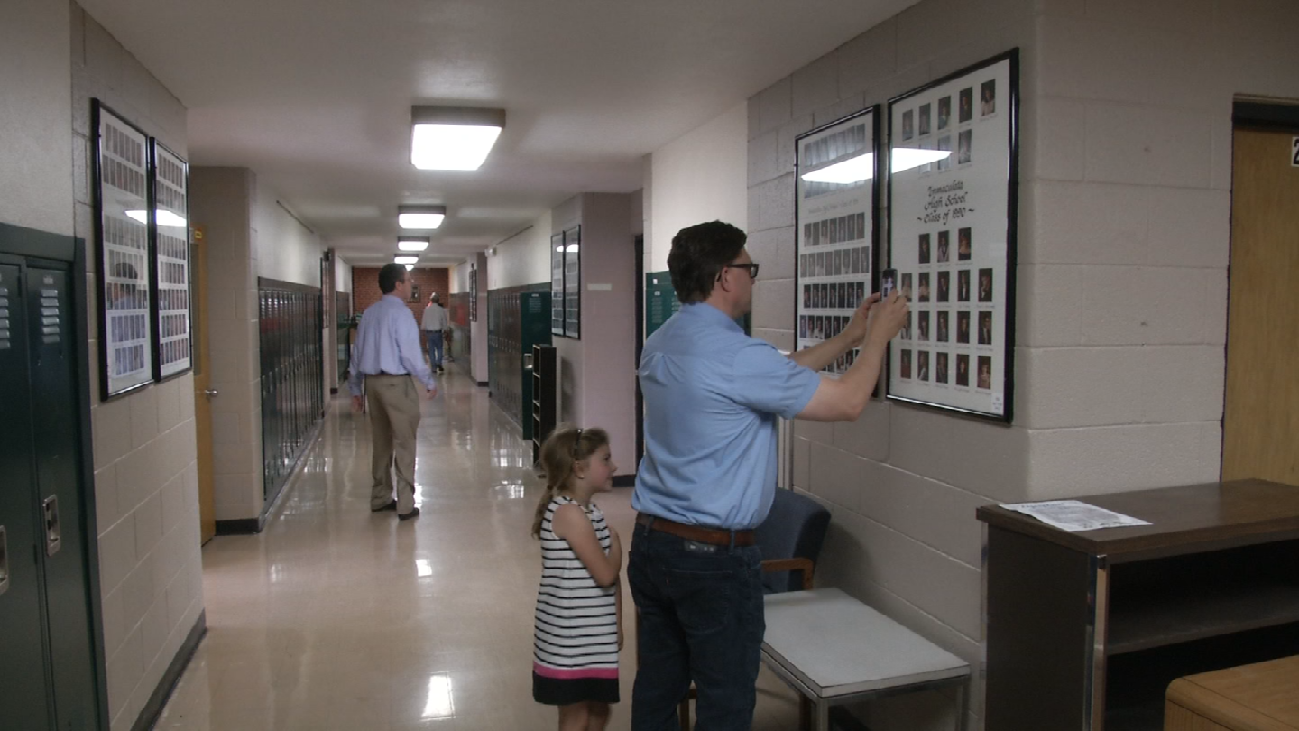 This marks the end of the family legacy many students at Immaculata were part of. (KCTV)