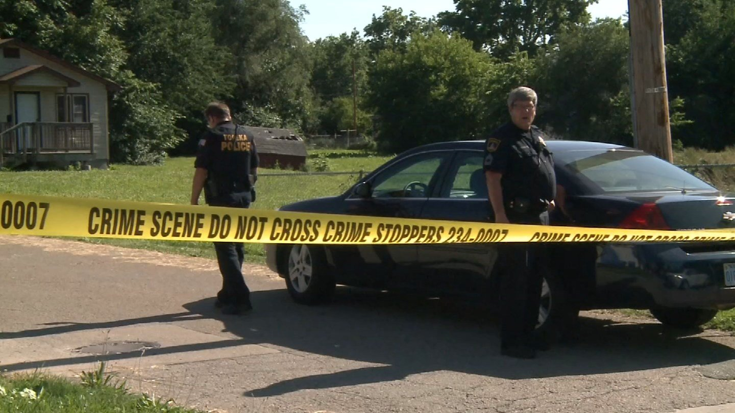 The Topeka Capital-Journal reports the body of 33-year-old Viviana Vazquez was discovered around 4:30 p.m. Thursday. (KCTV5)