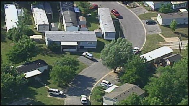 The was missing since at least 4:20 p.m. Friday when Kansas City police were notified in the1200 block of Northeast Highway 69. (Chopper5)