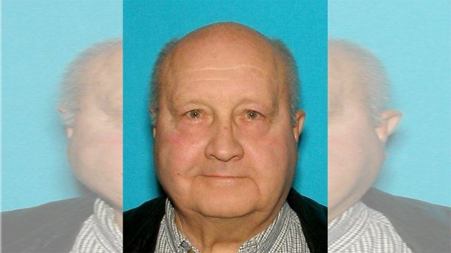 Joe H. Walker, 71, returned home about 3 a.m. Tuesday. He was seen leaving his home about 6 a.m. Monday. (Leawood PD)