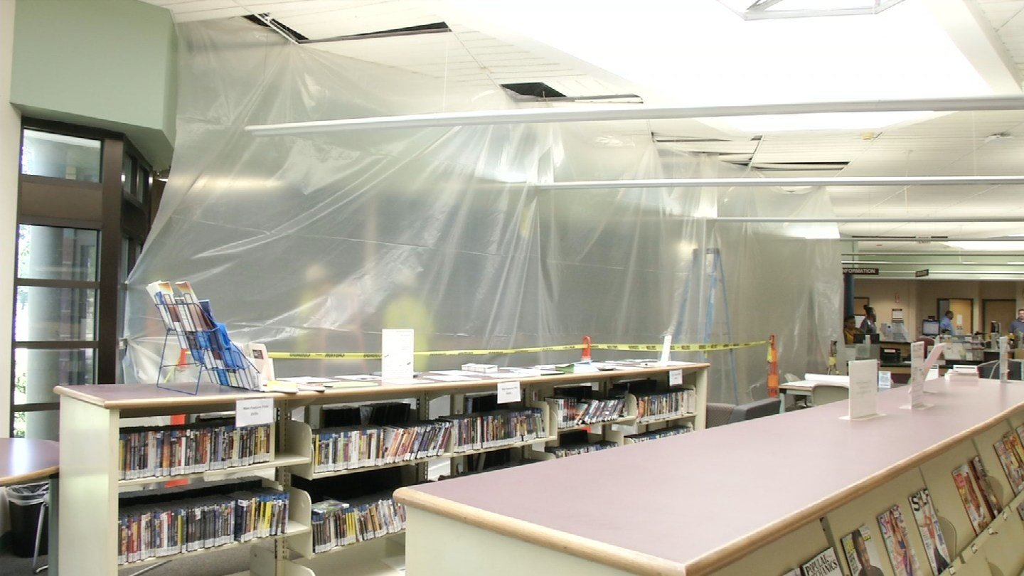 The Kansas City Library's southeast branch hasn't had an upgrade since it was opened two decades ago. Now, it'll be getting more than just new carpet and a coat of fresh paint.  (KCTV5)