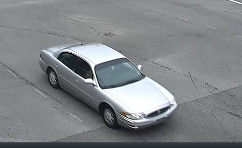 Prairie Village police say the robberies happened on May 19 and May 27 in the 5100 block of West 75th Street.  (Prairie Village Police Department)