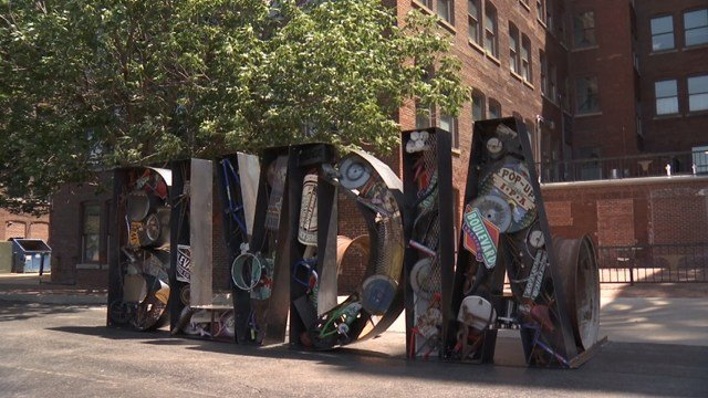 The festival invites guests to come thirsty and hungry to the two-day urban street fair to enjoy the wide variety of flavors offered throughout the festival's grounds. (KCTV5)