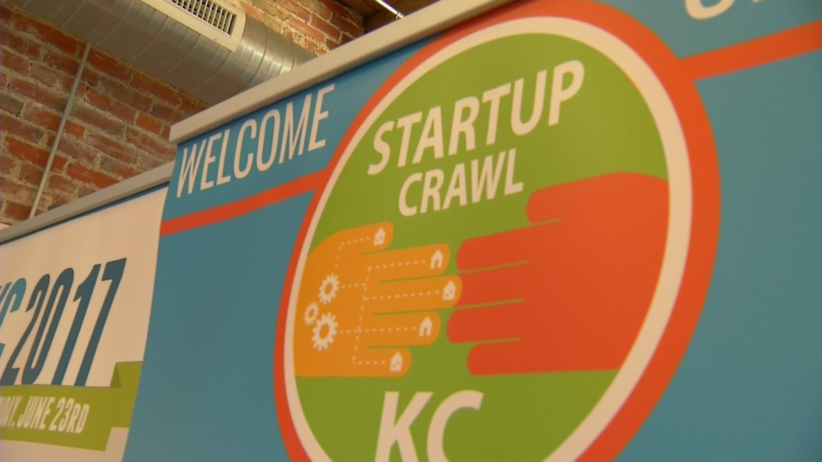 The Startup Crawl will connect companies who want to build the same kind of collaborative environment developing in the Silicon Prairie. (Nathan Vickers/KCTV5 News)