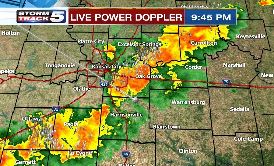 Weather has cancelled events in the Kansas City area. (KCTV5)